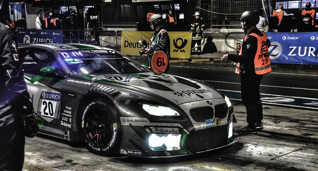 The BMW M6: Roew Racing's Debut Choice for DTM